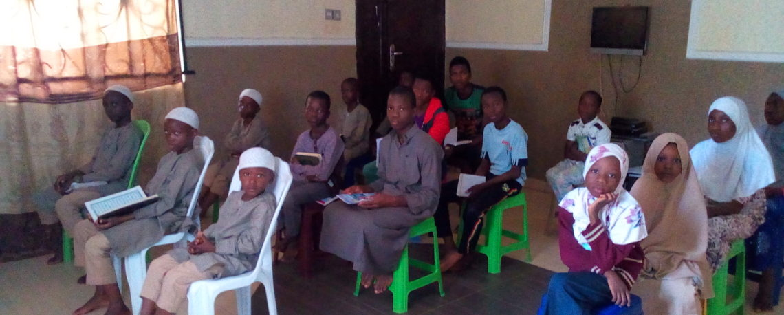 STUDENTS IN THE CLASS @ THE SEMINAR