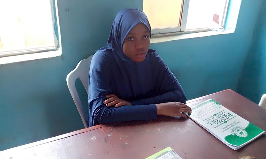 SISTER BALOGUN FAOZIYAH (NCE)ENGLISH&MATHEMATICS TEACHER